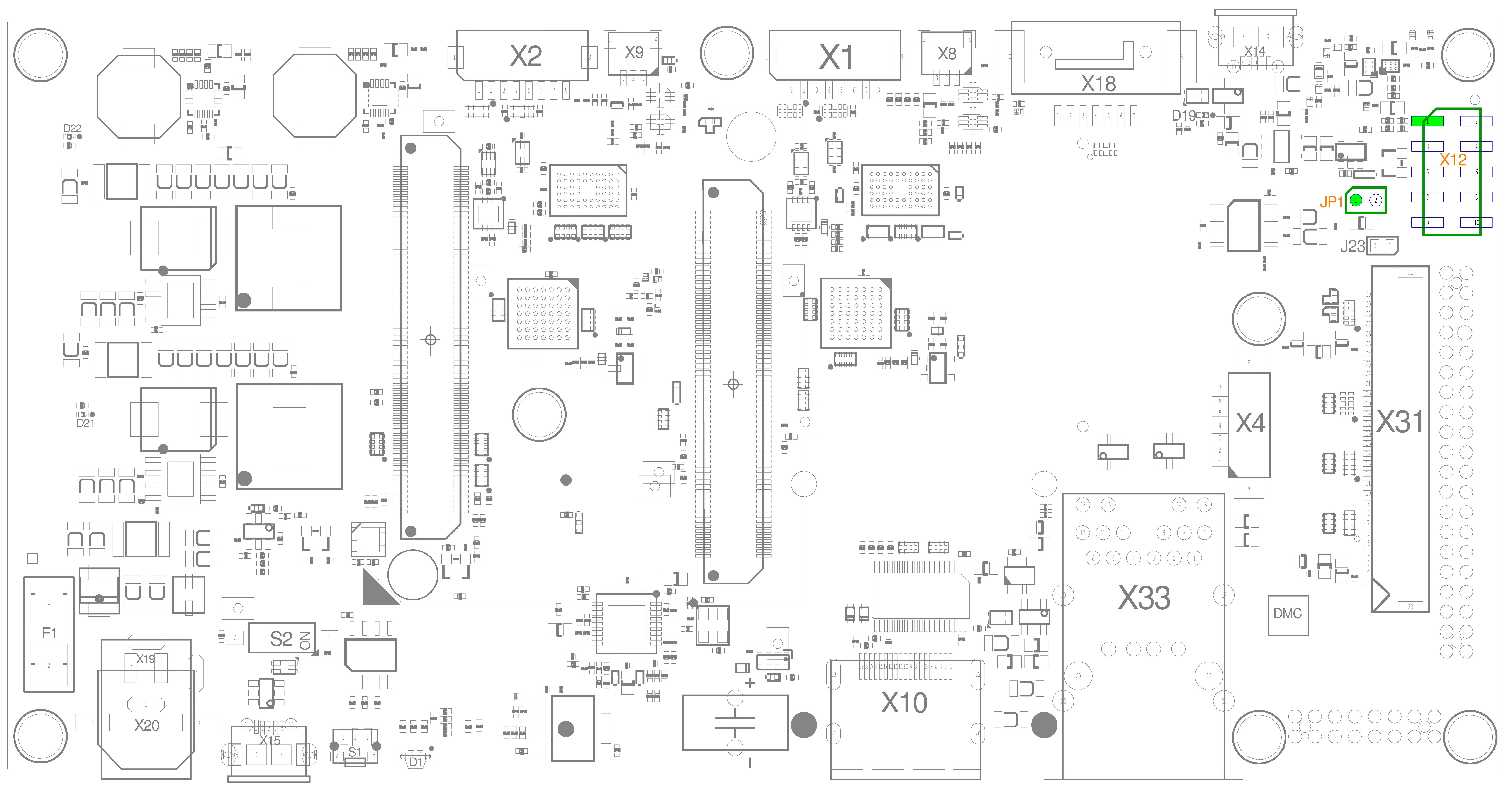 CAN Interface (X12, JP1)