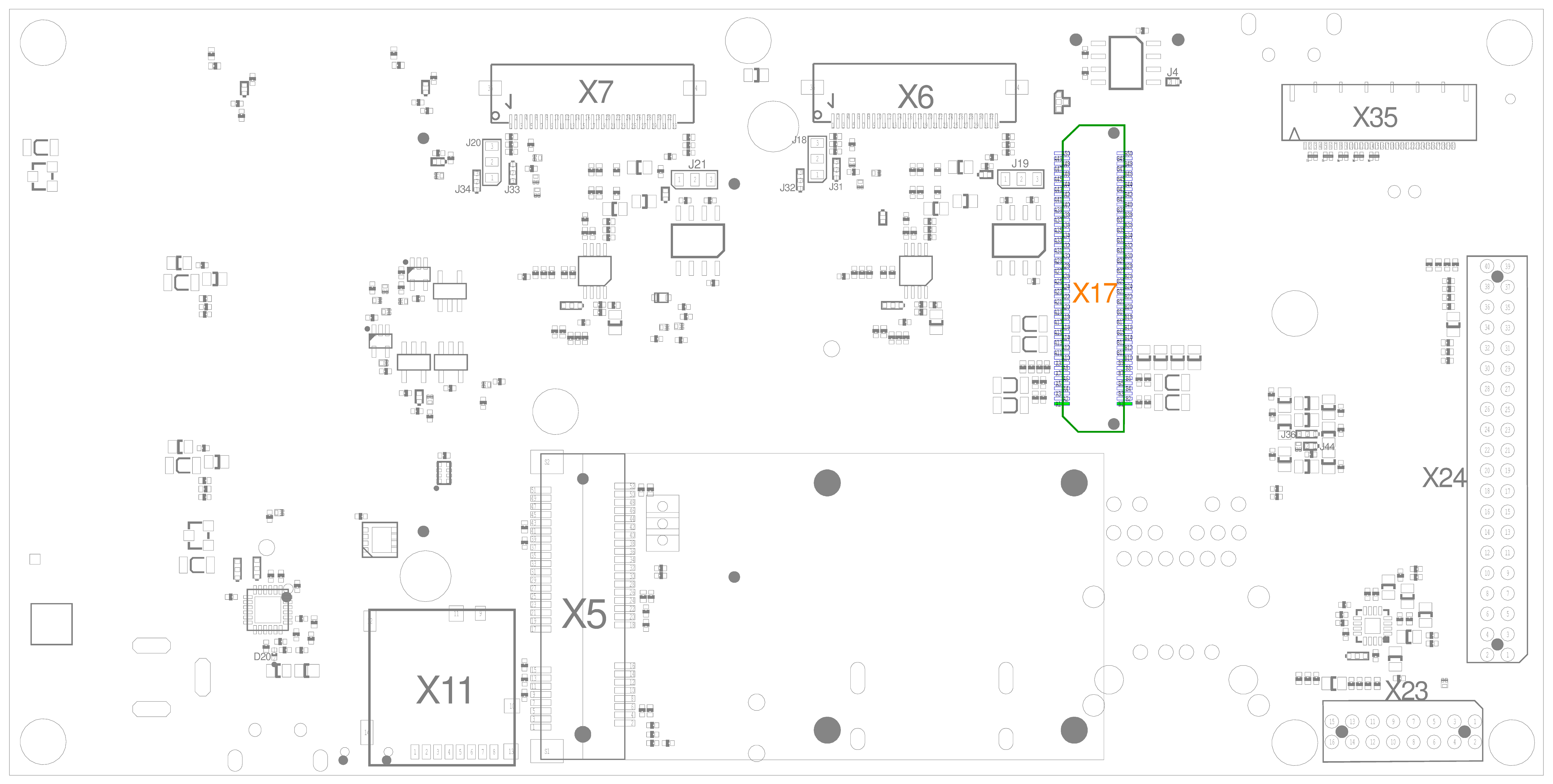 Expansion Connector (X17)