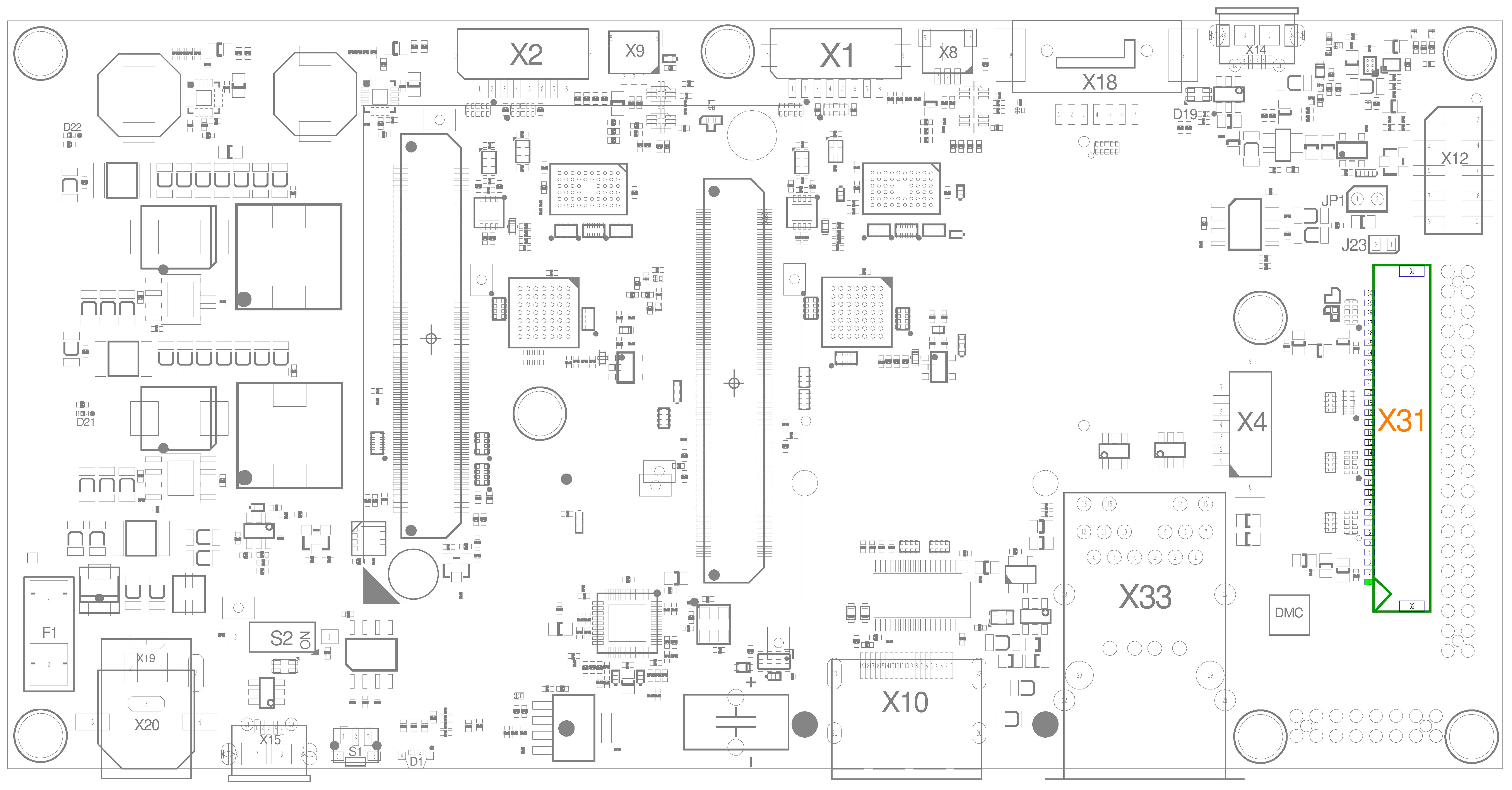 LVDS Display Connector (X31)