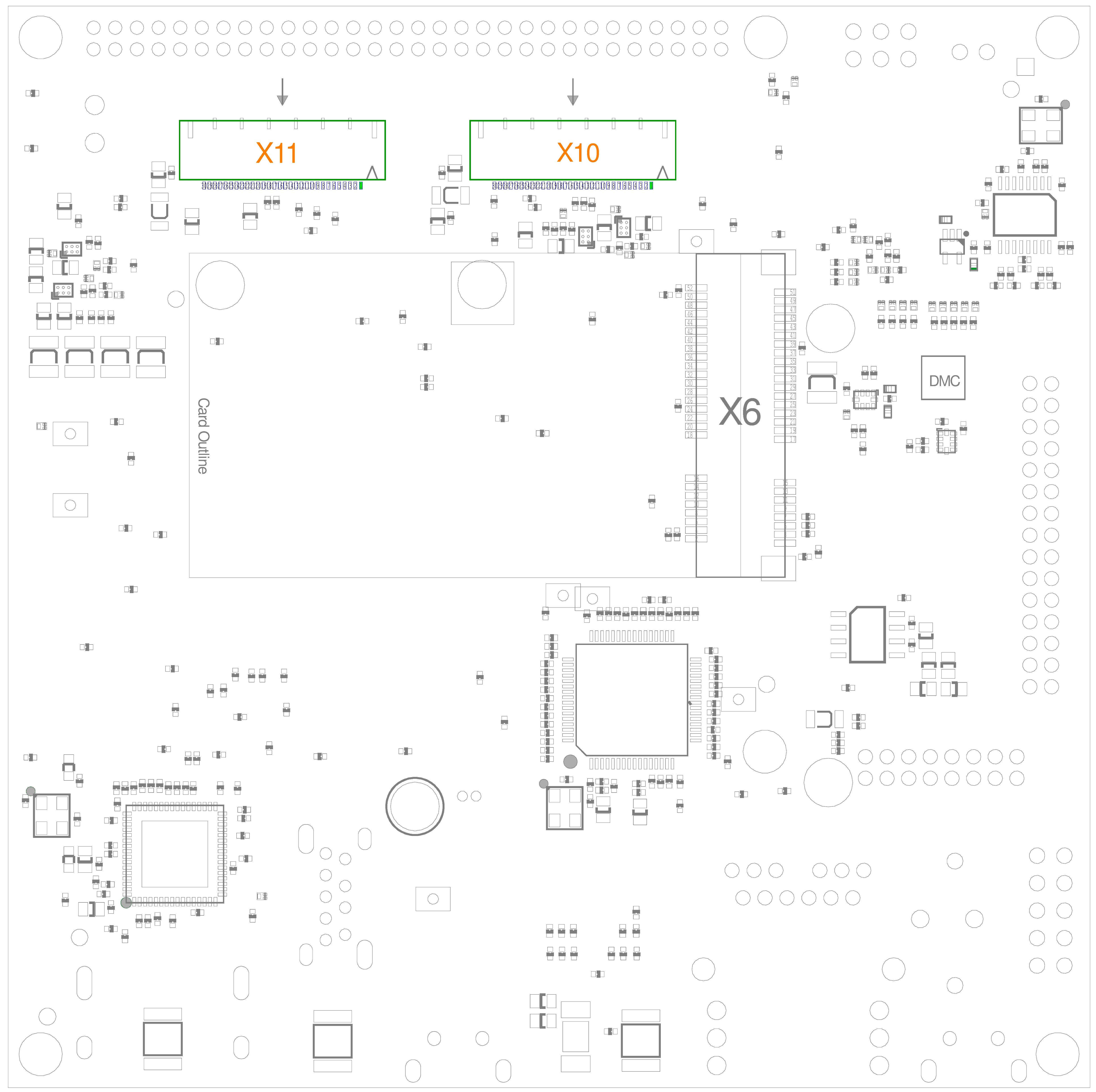 phyCAM-M MIPI CSI-2 Camera Interfaces (X10 and X11)