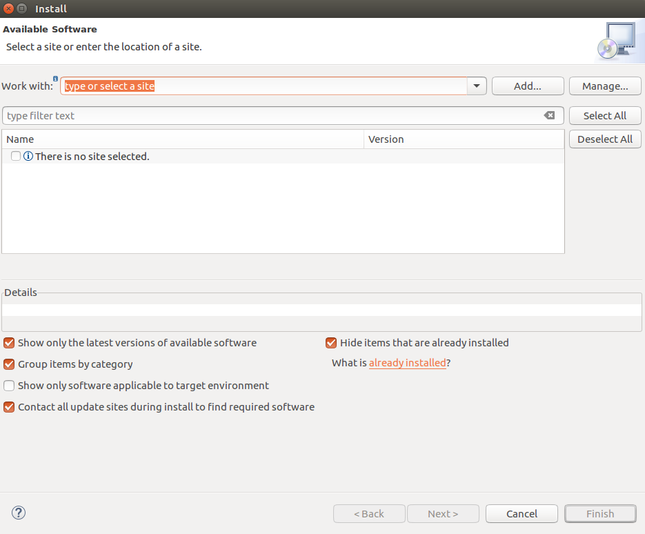 install eclipse luna in ubuntu 14.04