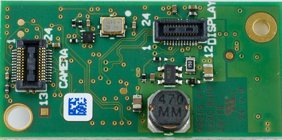 MIPI Expansion Board (PEB-AV-06) - Develop phytec - undefined